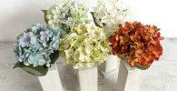 precios de hortensias artificiales